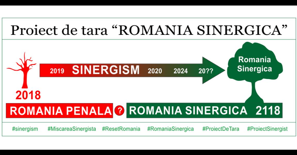 """Proiectul """"Romania Sinergica"""" 2118 – Introducere"""