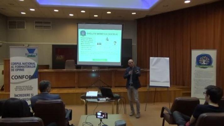 Conferinta regionala Bucuresti 20.02.2019, Prezentare MISCAREA SINERGISTA Ray Grigoriu