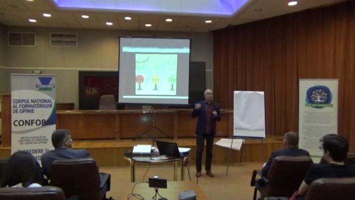 Conferinta Regionala Bucuresti 20.02.2019. Invitat Special Dr. Sorin Salajan