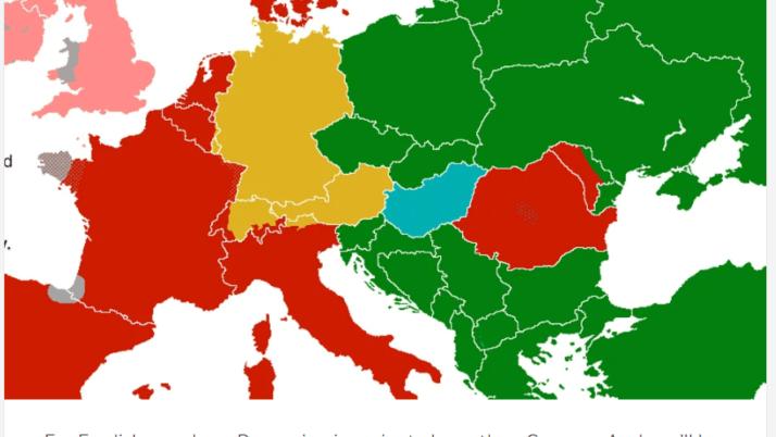 De ce Romania este o componenta organica a Europei occidentale
