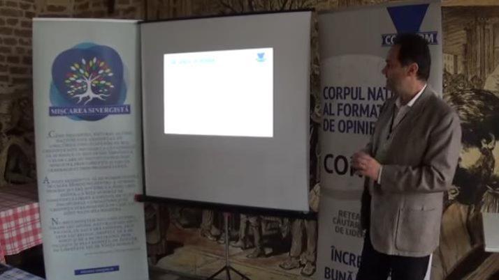 Prezentare CONFORM, Cristi Bulica, Deva, 06.04.2019