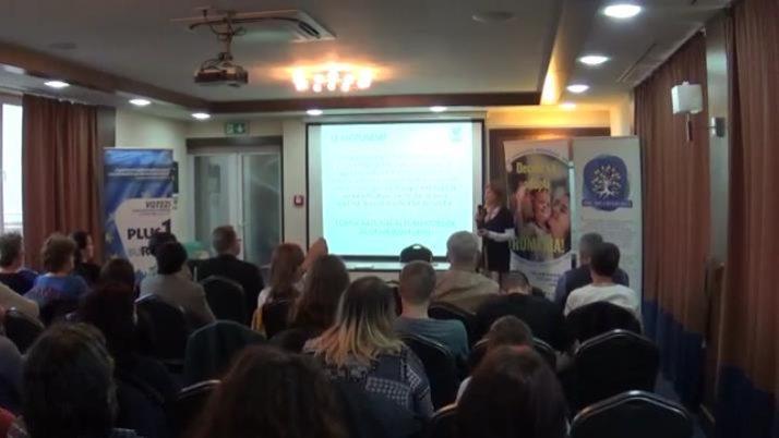 Prezentare CONFORM, Timisoara, 09 mai 2019, Otilia Terezia Bencec