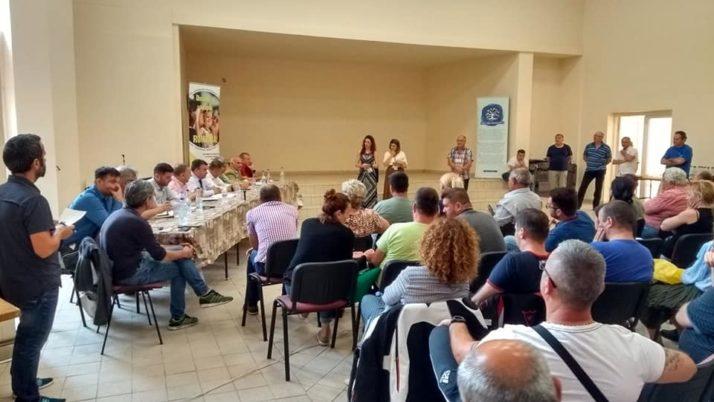 Adunare cu cetatenii din Sanmihaiu Roman, 20 iunie 2019