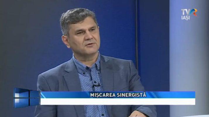 Actual regional TVR Iasi – Miscarea Sinergista