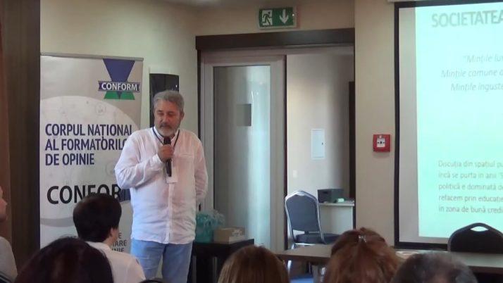Prezentare CONFORM, Ilie Gavra, 15 iunie 2019, Timisoara