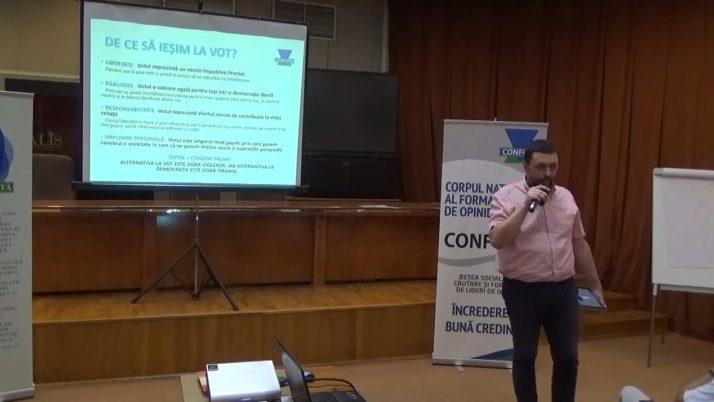 Prezentare CONFORM, Razvan Costea, 13 iunie 2019, Bucuresti
