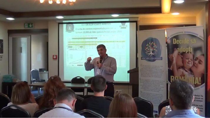 Prezentare Miscarea Sinergista, Octavian Jurma, Timisoara, 15 iunie 2019