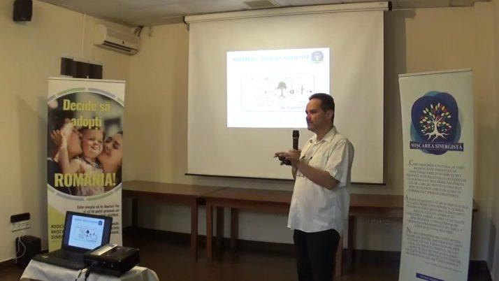 Prezentare Miscarea Sinergista, Arad, Cristian Bulica, 16.07.2019
